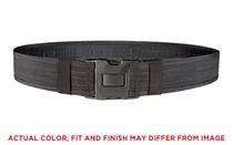 "Bianchi Model 8100 PatrolTek Web Duty Belt, 2"", Size 40-46"", Loop Lined, Nylon, Black 31323"