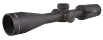 Trijicon Credo 3-9x40 2nd Focal Plane Riflescope with Red MIL-Square, 1 in. Tube, Matte Black, Low Capped Adjusters