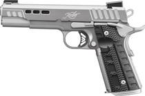 "Kimber Rapide Black Ice 10mm, 5"" Barrel, Rapide G10 Grips, KimPro II, 8rd"
