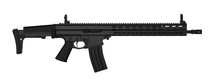 "Robinson Arms XCR-L Competition Rifle 5.56 16"" Barrel Keymod Rail, Black Finish, 30rd Mag"