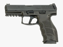 HK VP9 9mm LWG Custom, Black, 15rd
