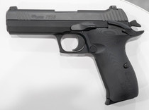 Sig P210 Carry 9mm, Single Action, G10 Grips, Night Sights, Black