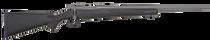 "Mossberg Patriot Synthetic 25-06 Rem, 22"" Barrel, Black Stock, Stainless Steel Cerakote, 5rd"
