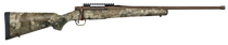 "Mossberg Patriot Predator 22-250 Rem, 22"" Threaded Barrel, TrueTimber Strata Stock, Brown, 5rd"