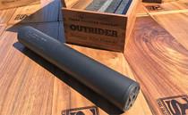 Texas Silencer Company Outrider .308 Caliber Silencer, 5/8x24, Black