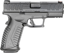"Springfield XDM Elite Compact 9mm, 3.8"" Barrel, FO Front Sight, Black, 2x 20rd"