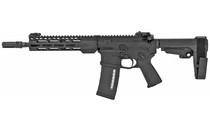 "American Defense UIC .300 Blackout, 10.5"" Barrel, SBA3, Black, 30rd"