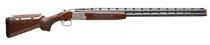 "Browning Citori CX White 12 Ga, 28"" Barrel, 3"", Silver Nitride, Fixed Adjustable Comb Stock, Gloss American Walnut"