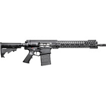 "POF P308 6.5 Creedmoor, 16.5"" Barrel, 14.5"" M-Lok Edge Rail, ,Piston System, Black Anodized"