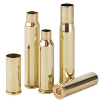 Hornady Unprimed Brass Cases 6mm Hager 50/Box