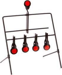 Allen Target-Resetting Steel Target Black