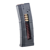 Mission First Tactical 15/30 Polymer Mag (15 Rounds) AR-15 5.56X45mm - .223 Rem - .300 AAC Bagged, Black