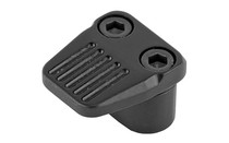 Mission First Tactical E-Volv AR Enhanced Mag Release - 6061 Aluminum , Black