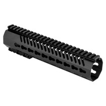 "Mission First Tactical Tekko Metal AR-15 Free Float Carbine 10"" Keymod Rail System, Black"