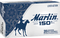 Marlin 150th Anniversary Ammunition 444 Marlin 240 grain Soft Point 20rd Box