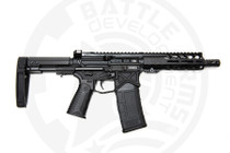 "Battle Arms Development Silent Professional .300 Blackout, 7.5"" Barrel, Tailhook Brace, Black, 30rd"