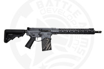 "Battle Arms Development XYSTON Combat .308 Win, 16"" Barrel, Battlearms Grey, 20rd"