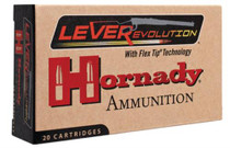 Hornady LEVERevolution .308 Marlin Express 160 Grain Evolution Bullet 20rd/Box
