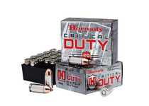Hornady Critical Duty 45 ACP 220gr, Flexlock, 20rd/Box