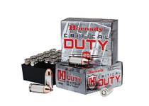 Hornady Critical Duty 45 ACP 220gr, Flexlock, 20rd Box
