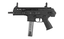 "B&T APC9 Pro 9mm, 6.9"" Barrel, Adjustable Sights, Black, 30rd"