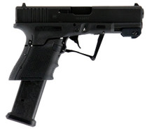 "Full Conceal M3D 19 Gen4 9mm Foldable, 4"" Barrel, Fixed Sights, Glock OEM Rail, 21rd"