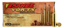 Barnes VOR-TX Rifle 300 WSM 150gr, Tipped TSX Boat Tail, 20rd Box
