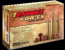 Barnes VOR-TX Rifle  5.56x45mm 70gr, TSX Boat Tail, 20rd Box