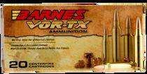 Barnes VOR-TX Rifle  5.56x45mm 62gr, TSX Boat Tail, 20rd Box