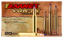 Barnes VOR-TX Rifle  308 Winchester 130gr, Tipped TSX Boat Tail, 20rd Box