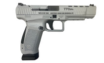 "Canik TP9SFx 9mm, 5.2"" Match Barrel, White Out Finish, 2x20rd Magazines"