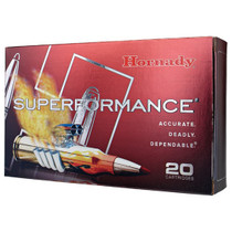Hornady Superformance 6mm Creedmoor 90gr, GMX, 20rd Box