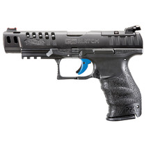 "Walther PPQ Classic Q5 Match, Semi-automatic, Striker Fired, Full Size, 9mm, 5"" Barrel, 15rd Mag"