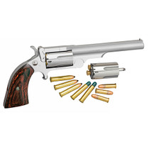 "North American Arms 22MC-R4 Ranger II 22 Mag/22 LR 4"" Barrel"