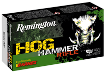 Remington Hogue Hammer 45-70 Government 300gr, Barnes TSX Flat Nose, 20rd Box