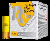 "Rio 20 Ga, 2.75"", 7/8oz, Target Steel, 25rd Box"
