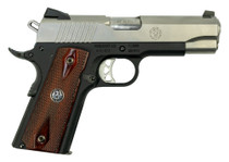 "Ruger SR1911 Lightweight .45 ACP, Trade-In, 4"" Barrel, Novak Sights, 3x 7rd"