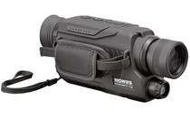 Konus KonuSpy-12, Night Vision Monocular, 5-25X Digital Zoom, 32mm Objective Lens, Black Color, Photo and Video Modes, Includes SD Card, Storage Case, 3 AA Alkaline Batteries
