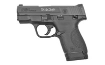 """Smith & Wesson M&P Shield Compact 9mm, 3.1"""" Barrel, Black, """"We The People"""" Laser Engraved Slide, Thumb Safety, 3 Dot, 7-8rd Mags"""