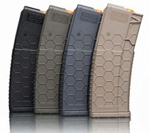 Hexmag AR-15 Magazine, Flat Dark Earth, 10rd