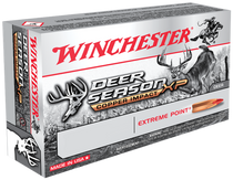 Winchester Deer Season XP Copper Impact 243 Winchester 85gr, Copper Extreme Point, 20rd Box