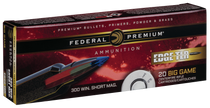 Federal 00 Edge TLR 300 Winchester Short Magnum 190gr, Terminal Ascent, 20rd Box