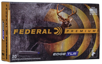 Federal Premium  6.5 Creedmoor 130gr, Edge Terminal Long Range, 20rd Box