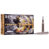 Federal Premium 30-06 Springfield 175gr, Terminal Ascent, 20rd Box