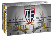 Fiocchi Extrema 300 Win Mag 180gr, Swift Scirocco II Boat Tail Spitzer, 20rd Box