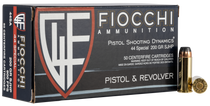 Fiocchi Shooting Dynamics 44 Special 200gr, Semi Jacketed Hollow Point, 50rd Box