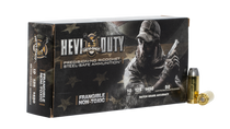 Hevishot Hevi-Duty 10mm Auto 125gr, Lead Free Frangible, 50rd Box