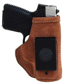 Galco Stow-N-Go Ruger LCP, CTC Laserguard, Kel-Tec P32, Natural, RH