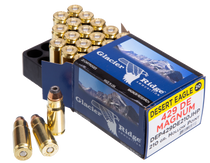 Magnum Research Desert Eagle 429 DE Magnum 210gr, Jacketed Hollow Point, 20rd Box