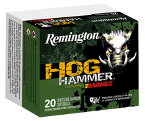 Remington Hogue Hammer  454 Casull 250gr, Barnes XPB, 20rd Box